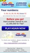 Daily SuperDraw