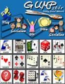 GUMPstir Dining And Games Social Network