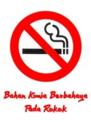 Bahan Kimia Berbahaya Pada Rokok