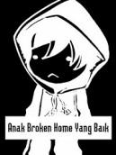 Anak Broken Home Yang Baik