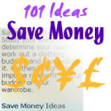 101 Save Money Ideas