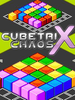 Cubetrix Chaos
