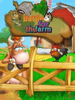 Battle for the farm