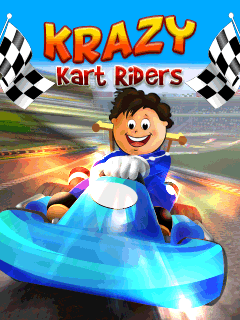 Krazy kart riders