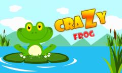 Crazy frogling