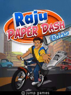 Raju paper dash deluxe