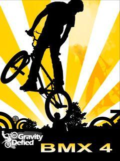 Gravity defied Bmx 4