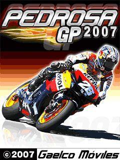 Pedrosa GP 2007