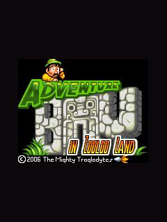 Adventure Boy In Zooloo Land