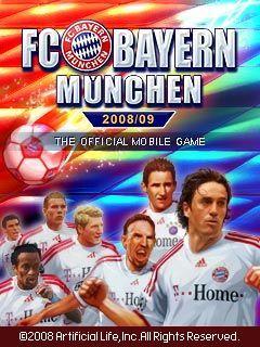 FC Bayern Munchen 2008/09