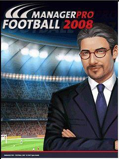 Manager Pro Football 2008