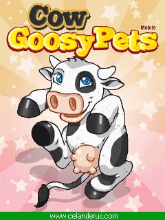 Goosy Pets Cow