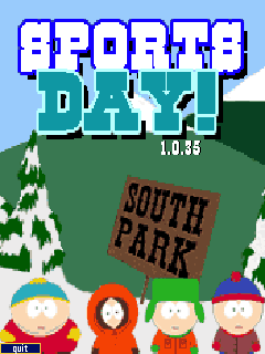 South Park: Sports Day!