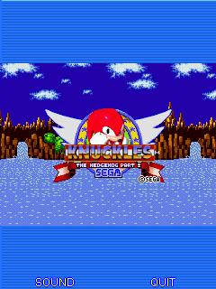 Knuckles The Hedgehog Part 2
