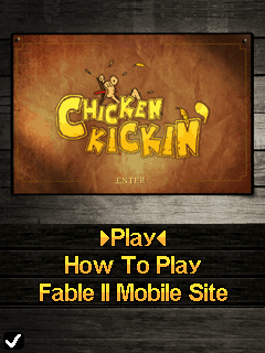 Chicken Kickin'