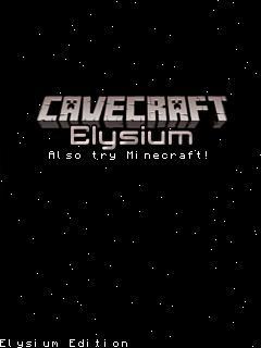 Cavecraft: Elysium edition