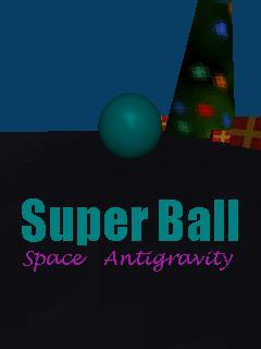 Super ball - Space Antigravity