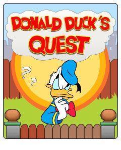 Donald Duck's Quest