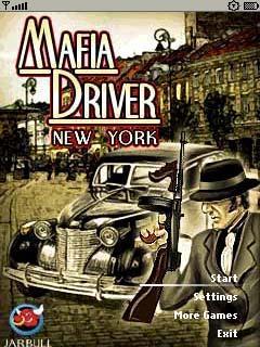 Mafia Driver: New York