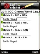 Cricket World Cup Live