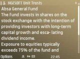 NGCSOFT Unit Trusts