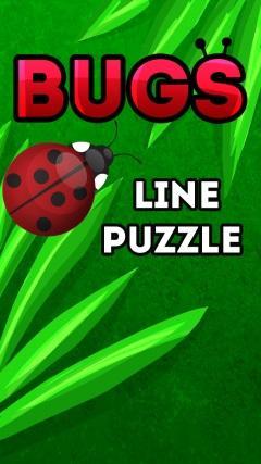 Bugs: Line puzzle