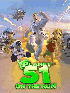 Planet 51: On the Run