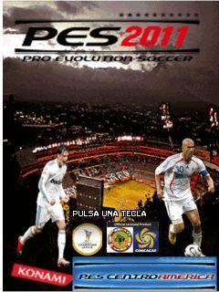 Pro Evolution Soccer 2011 UNCAF + EURO 2012