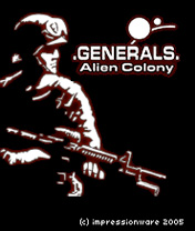 Generals: Alien Colony