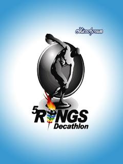 5 Rings Decathlon