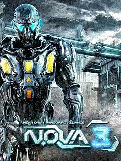 Near Orbit Vanguard Alliance N.O.V.A 3
