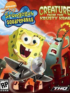 Sponge Bob: Creature From The Krusty Krab