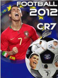 Cristiano Ronaldo Football 2012