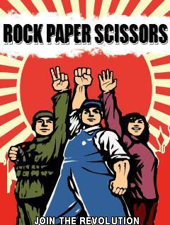 Rock Paper Scissors Join The Revolution
