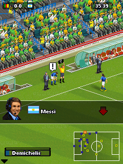 Games Real Football 2013 Hd For Nokia X2 01