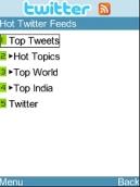 Hot Twitter Feeds