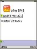 nternational SMS