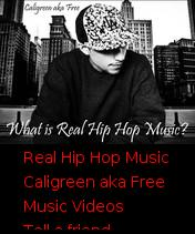 Caligreen Hip Hop