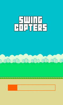 Swing copters puzzle