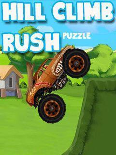Hill climb rush: Puzzle