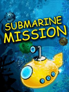 Submarine mission