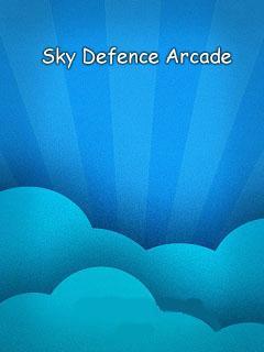 Sky defence: Arcade