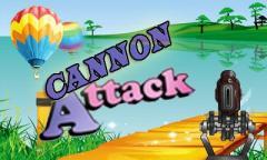 Cannon attack