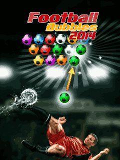 Football bubbles 2014