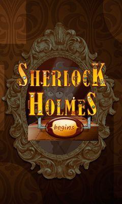 Sherlock Holmes: Begins