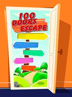 100 doors: Escape