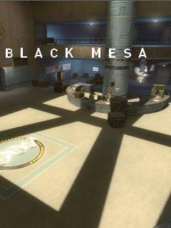 Black mesa mobile
