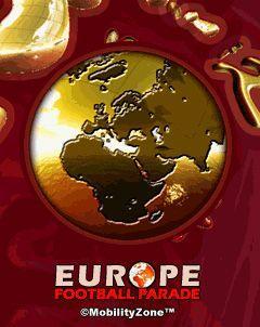 Europe Football Parade