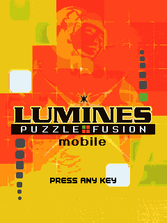 Lumines puzzle fusion mobile