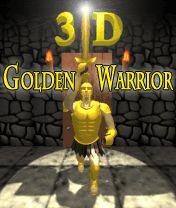3D Golden Warrior